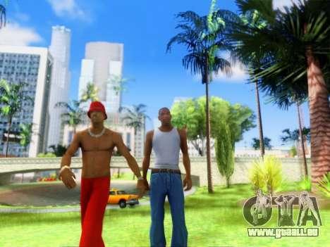 ENB Graphics Enhancement v2.0 für GTA San Andreas fünften Screenshot