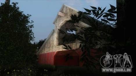 Rogue ENB Series v2 pour GTA San Andreas quatrième écran