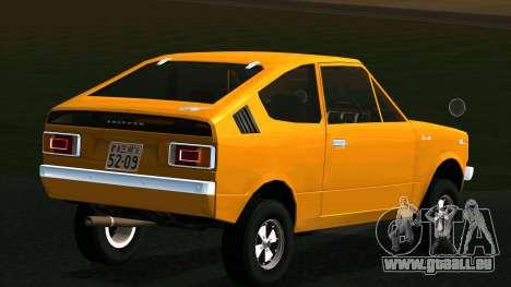 Mitsubishi Minica Skipper pour GTA San Andreas vue de droite