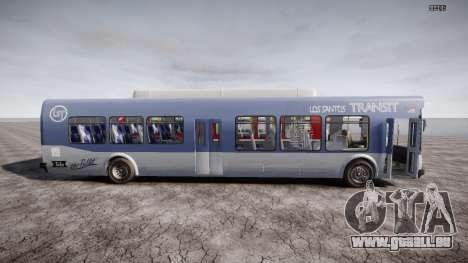 GTA 5 Bus v2 pour GTA 4 Salon