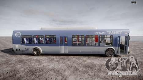 GTA 5 Bus v2 für GTA 4 Innen