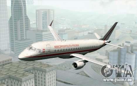 Embraer EMB-175 Republic Of Poland pour GTA San Andreas