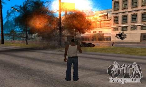 New Effects Paradise für GTA San Andreas
