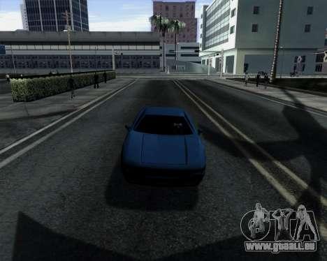 GtD ENBseries pour GTA San Andreas cinquième écran