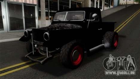 GTA 5 Bravado Rat-Truck SA Mobile pour GTA San Andreas