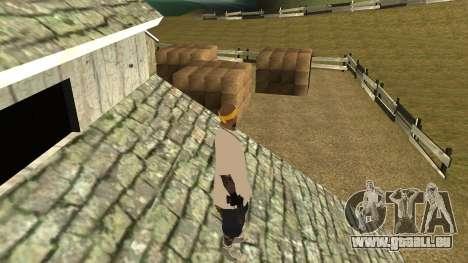 New lsv3 pour GTA San Andreas deuxième écran