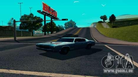 Summers-ENB v9.5 für GTA San Andreas dritten Screenshot