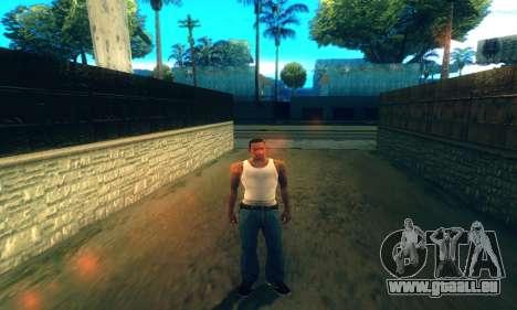 ENB Series pour les basses et Moyennes PC pour GTA San Andreas