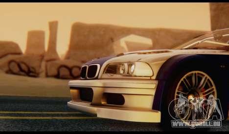 Humaiya ENB 0.248 pour GTA San Andreas deuxième écran