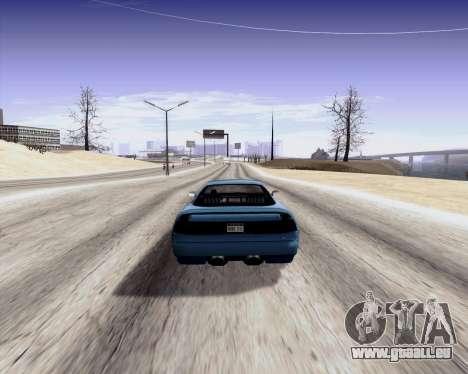 GtD ENBseries pour GTA San Andreas deuxième écran
