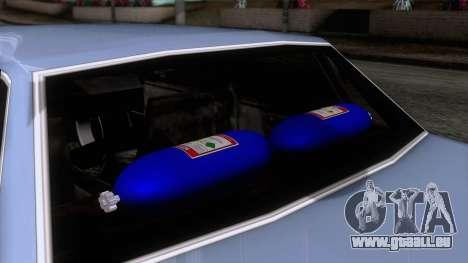 Primo GT für GTA San Andreas rechten Ansicht