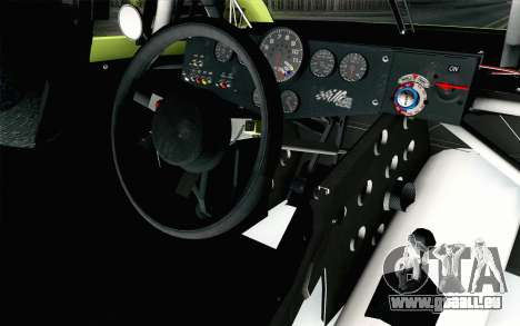 NASCAR Toyota Camry 2013 v4 für GTA San Andreas rechten Ansicht
