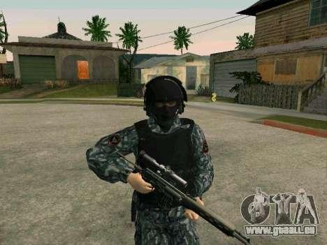 Der Polizist für GTA San Andreas zweiten Screenshot