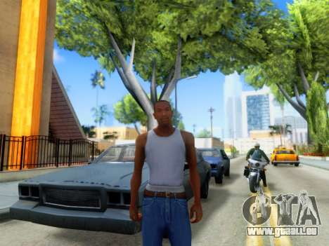 ENB Graphics Enhancement v2.0 für GTA San Andreas dritten Screenshot