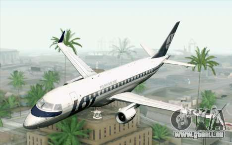 Embraer EMB-175 LOT Polish Airlines pour GTA San Andreas