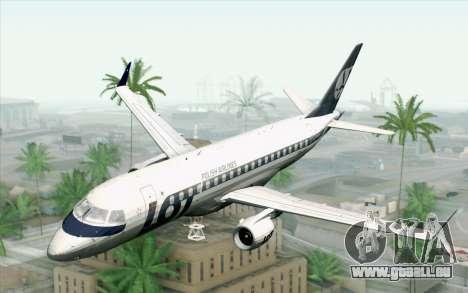 Embraer EMB-175 LOT Polish Airlines pour GTA San Andreas