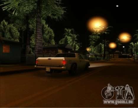 ENB Gentile v2.0 für GTA San Andreas zweiten Screenshot