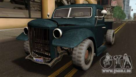 GTA 5 Bravado Rat-Loader pour GTA San Andreas