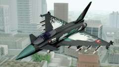 EuroFighter Typhoon 2000 Black Hawk