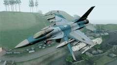 F-16C Fighting Falcon Aggressor BlueGrey