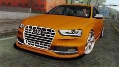 Audi S4 Avant 2013
