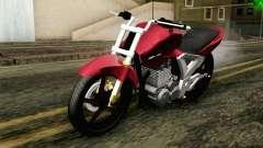 Honda Twister 250 v2