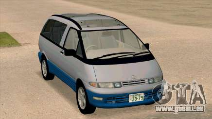 Toyota Estima Lucida 1990 für GTA San Andreas