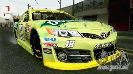 NASCAR Toyota Camry 2013 v4 pour GTA San Andreas