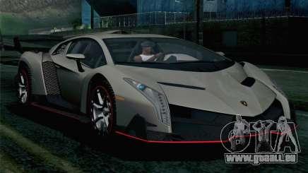 NFS Rivals Lamborghini Veneno für GTA San Andreas