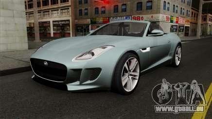 Jaguar F-Type pour GTA San Andreas