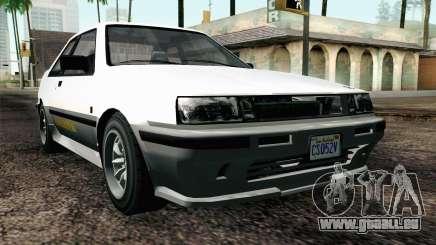 GTA 5 Karin Futo IVF pour GTA San Andreas