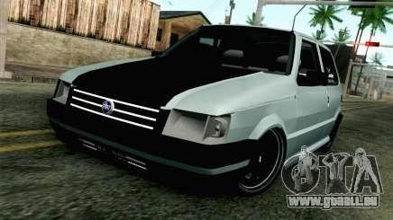 Fiat Uno Fire für GTA San Andreas