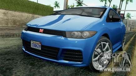 GTA V Dinka Blista SA Mobile für GTA San Andreas