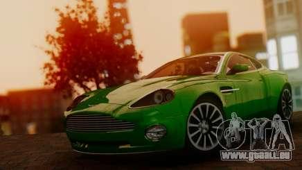 Aston Martin V12 Vanquish 2001 v1.01 für GTA San Andreas