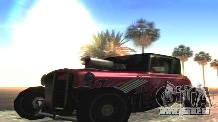 Mise à jour Hotknife pour GTA San Andreas