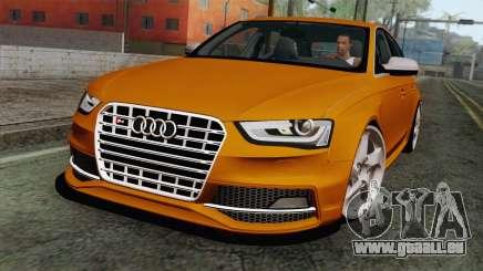 Audi S4 Avant 2013 für GTA San Andreas