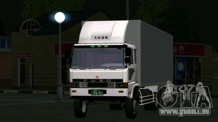Mitsubishi Fuso The Great Box für GTA San Andreas