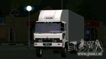 Mitsubishi Fuso The Great Box pour GTA San Andreas