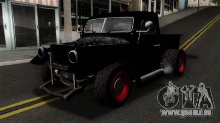 GTA 5 Bravado Rat-Truck SA Mobile für GTA San Andreas