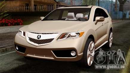 Acura MDX 2009 pour GTA San Andreas