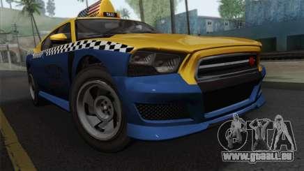 GTA 5 Bravado Buffalo S Downtown Cab Co. pour GTA San Andreas