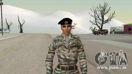 Kira Lebedev pour GTA San Andreas