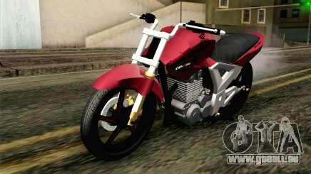 Honda Twister 250 v2 für GTA San Andreas