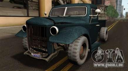 GTA 5 Bravado Rat-Loader für GTA San Andreas