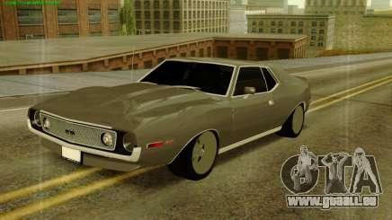 AMC AMX Brutol für GTA San Andreas