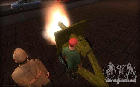 Das Denkmal für den Tag des Sieges für GTA San Andreas dritten Screenshot