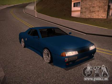 Elegy GunkinModding pour GTA San Andreas