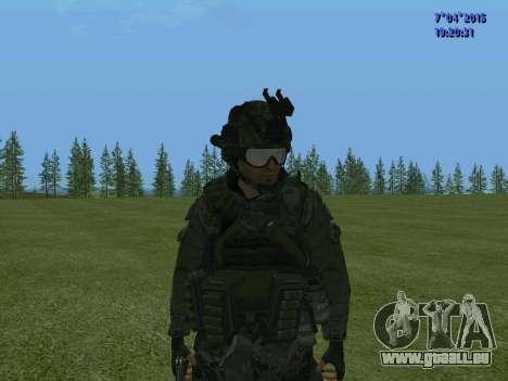 SWAT pour GTA San Andreas dixième écran