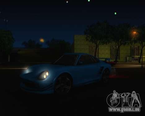 ENBSeries by IE585 V2.1 pour GTA San Andreas cinquième écran
