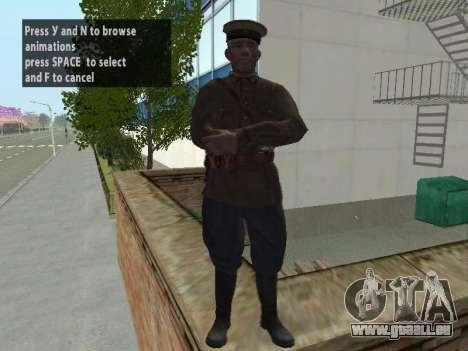 Kommissar Markov für GTA San Andreas zweiten Screenshot